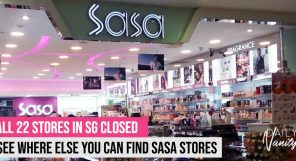 Sasa Singapore Closing Featured Image