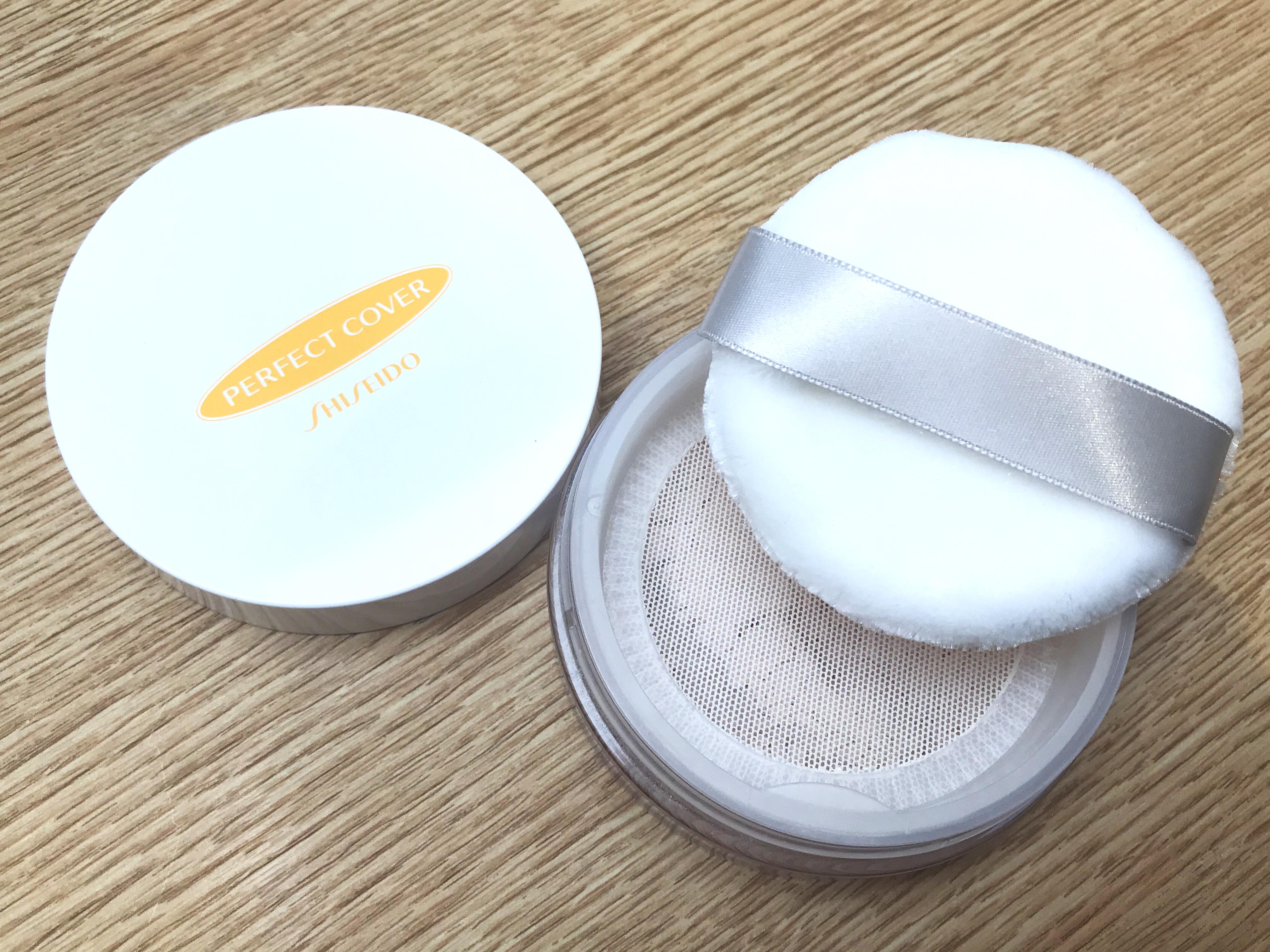 Shiseido Perfect Cover Loose Powder