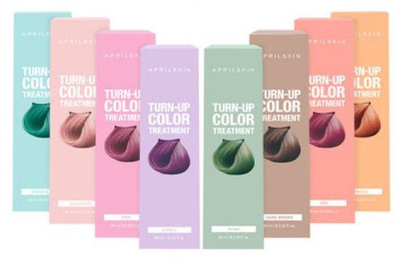 Shopee 12.12 Aprilskin Turn Up Color Treatment