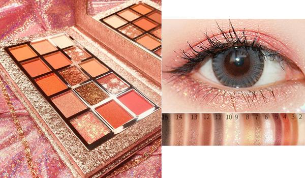 Taobao 12.12 Mack Andy Diamond Glitter Eyeshadow