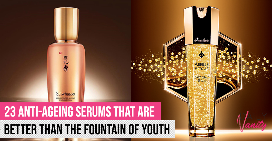 23 best anti-ageing serums to add to your beauty stash in 2020