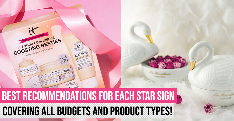 Here's the ultimate Christmas beauty gift guide for every star sign