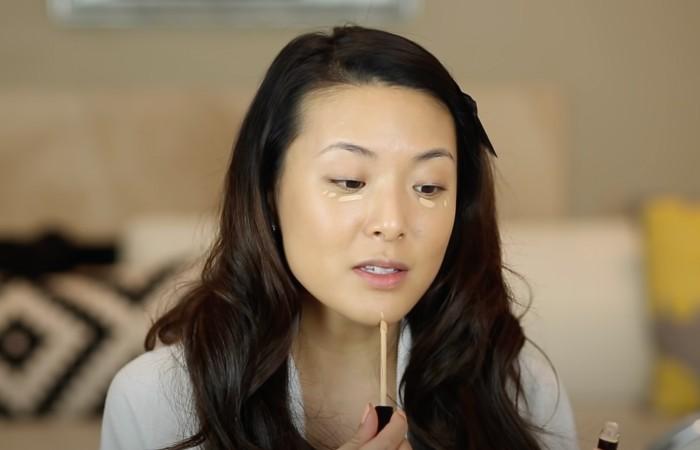 beginners makeup guide step 2 concealer
