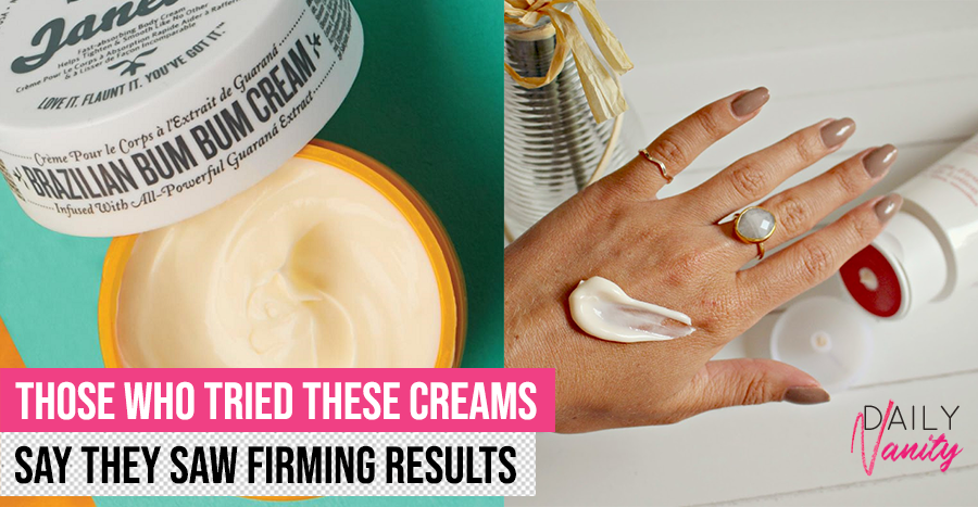 14 best firming cream for saggy arms that online reviewers are in love with
