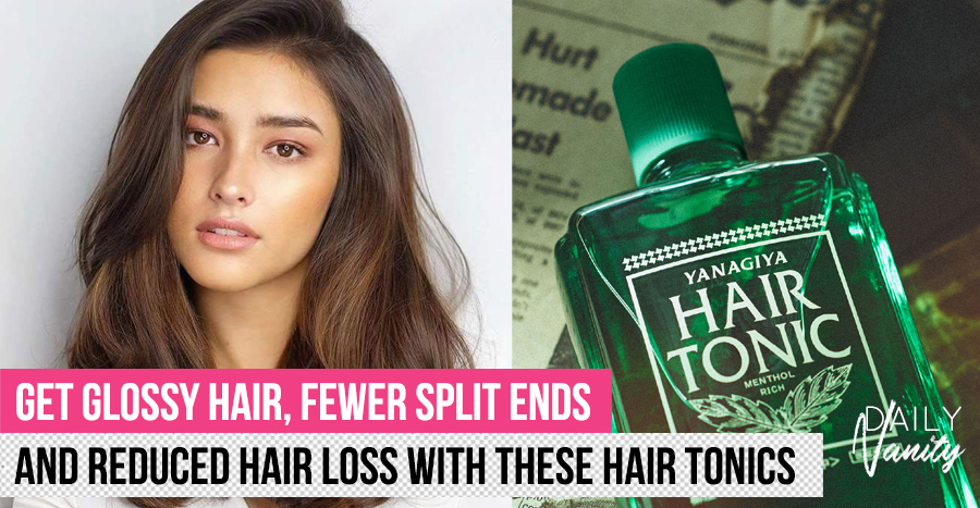 16 Best Hair Tonics 2020 Edition For Hair Loss Grey Hair Thinning Hair And More