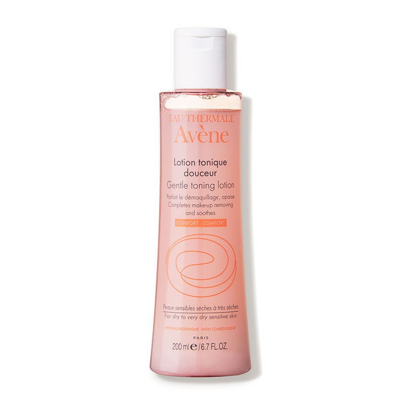 Best Toners For Sensitive Skin Avène Eau Thermale Gentle Toning Lotion
