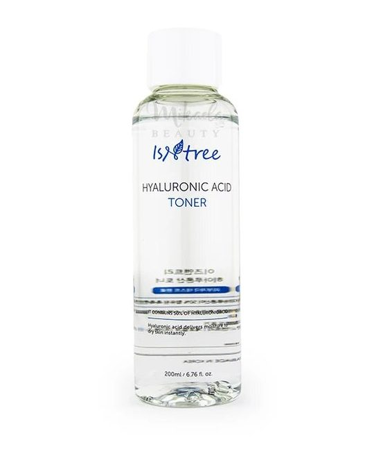 Best Toners For Sensitive Skin Isntree Hyaluronic Acid Toner