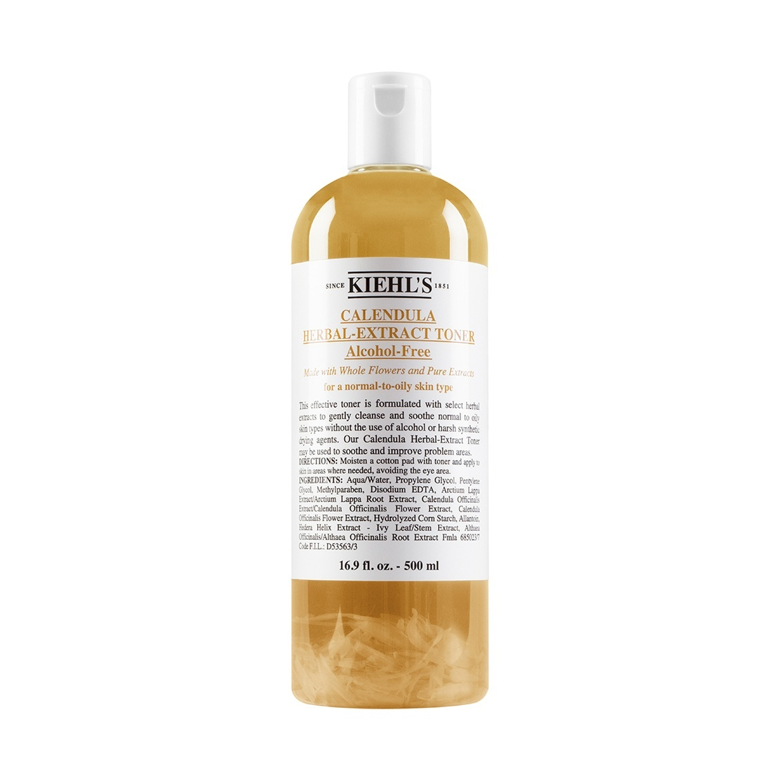 Best Toners For Sensitive Skinkiehls Calendula Herbal Extract Alcohol Free Toner