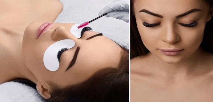 Eyelash Extensions Amber Beila