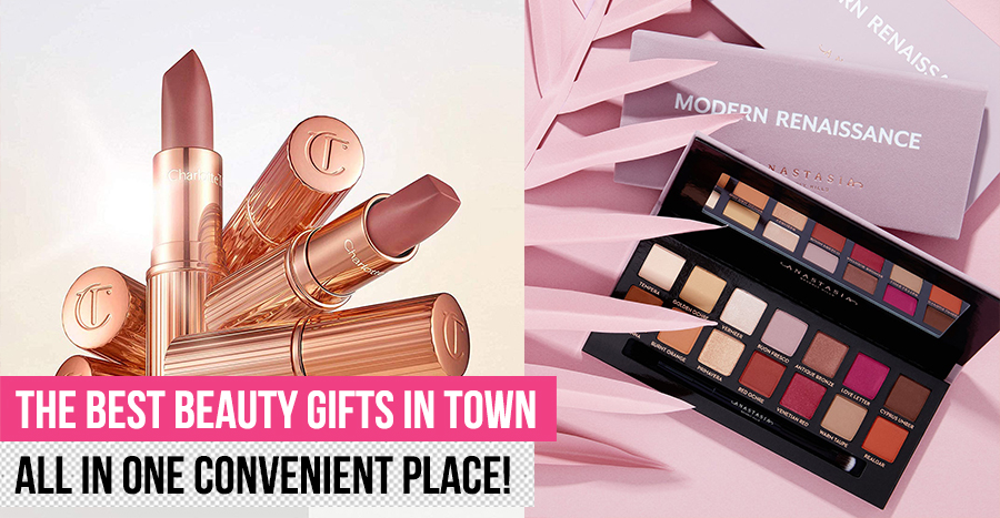 Still unsure what to get your beauty addicted friends? Let us help you out!