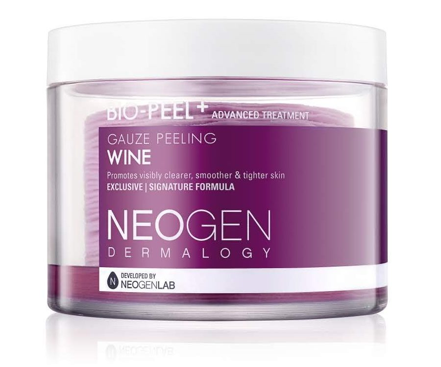 How To Treat Dark Spots And Pigmentation Neogen Bio Peel Gauze Peeling Wine