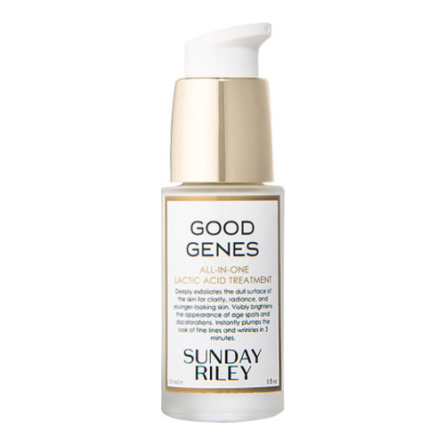 How To Treat Dark Spots And Pigmentation Sunday Riley Good Genes All In One Lactic Acid Treatment