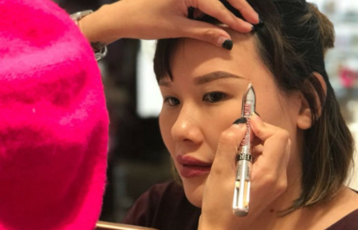 how to trim brows - professional service