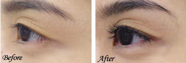 Lash Extensions Allure Beauty