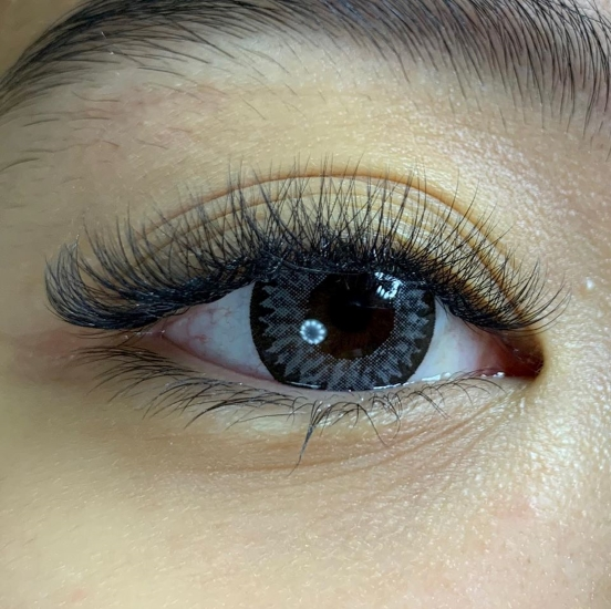 Lash Extentions Yoga Beauty Palace