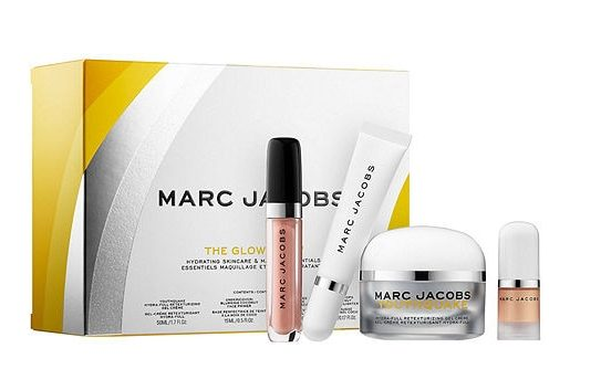 Post Xmas Sale Marc Jacobs Beauty The Glow Show Makeup Set Limited Edition