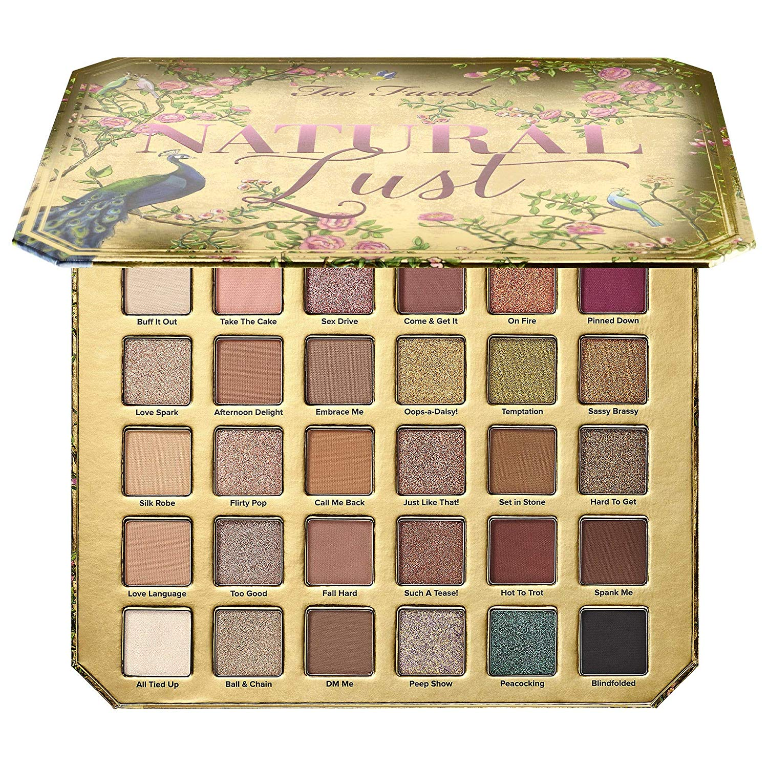 Sephora Post Xmas Sale Too Faced Natural Lust Eyeshadow Palette