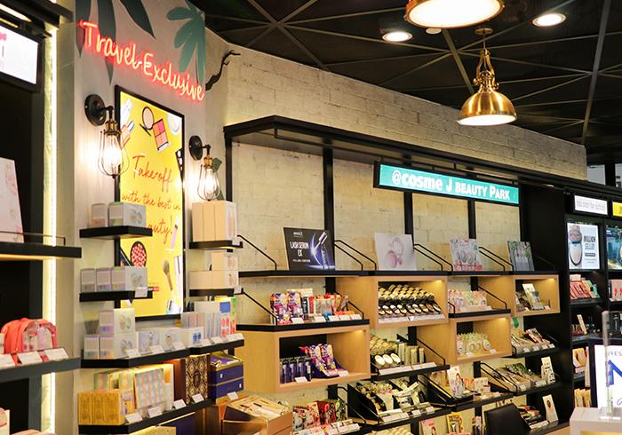 Shilla Duty Free T3 New Store