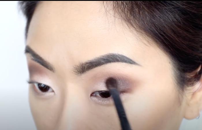 smokey eyes monolids beginners step 5