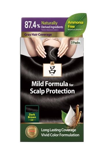 Jan Shopping Guide Ryo Mild Formula Hairdye Cream
