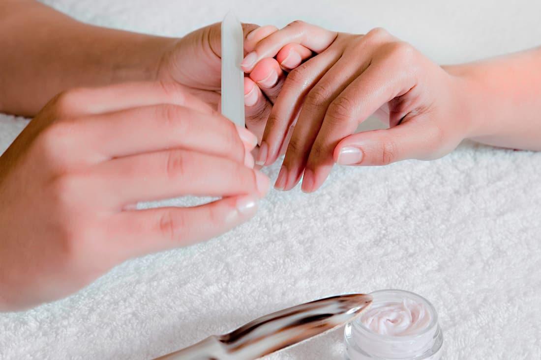 Nail Salon Without Cny Surchage Pedi Mani Cure Studio By Bastien Gonzalez