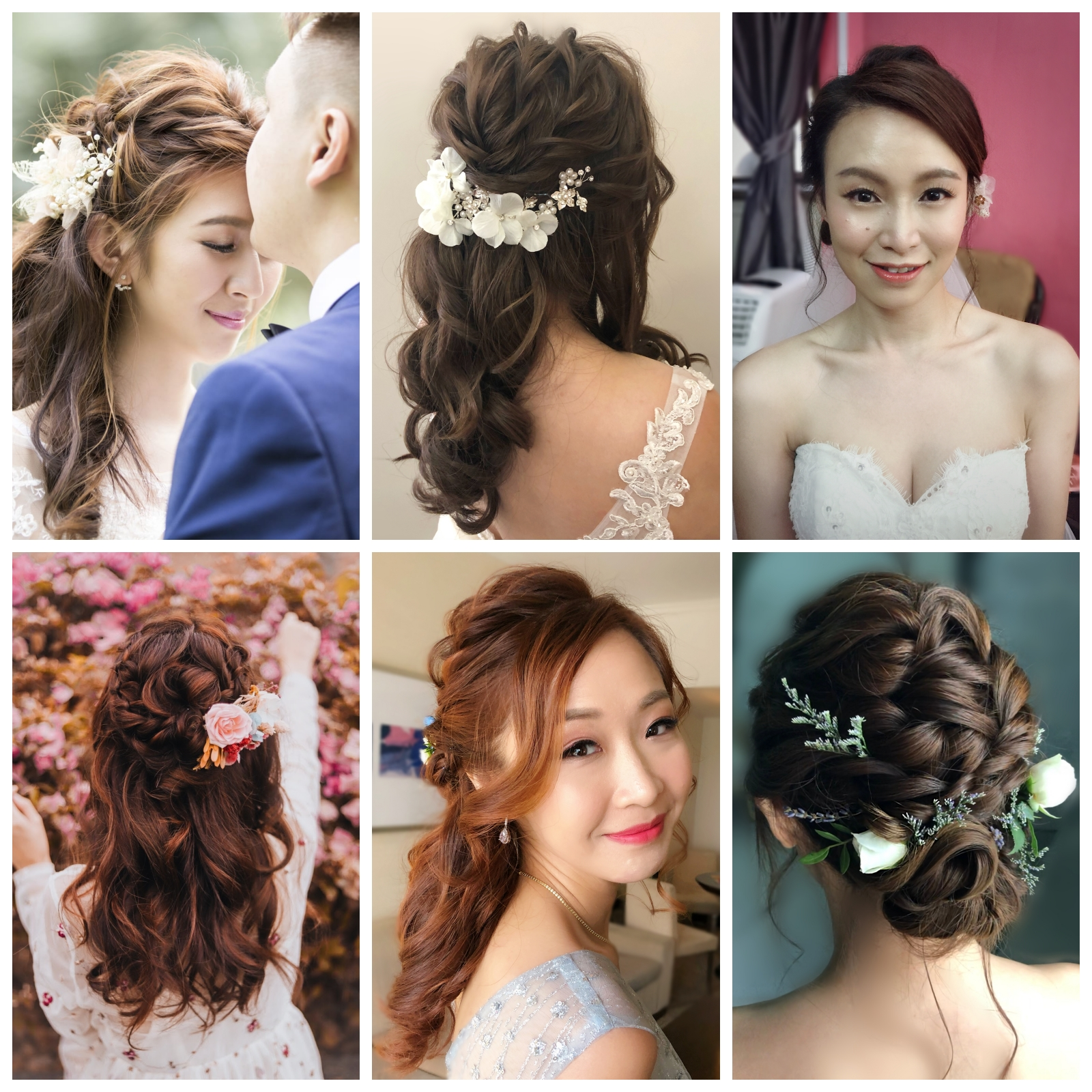 Best Bridal Makeup Artists Singapore Ling Chia Portfolio