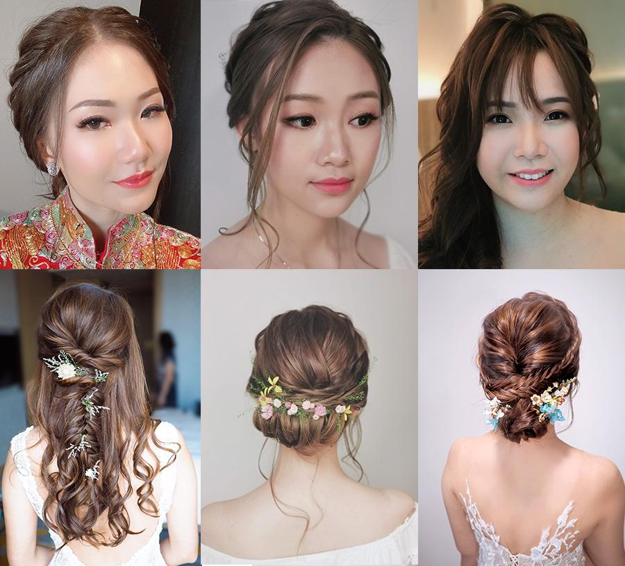 Best Bridal Makeup Artists Singapore Dazxle