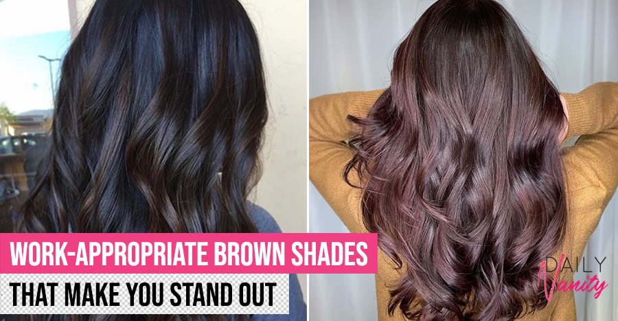 9 types of brown hair colour to ask for at your next salon appointment that aren't boring