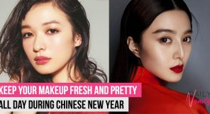 Chinese New Year Makeup Featured