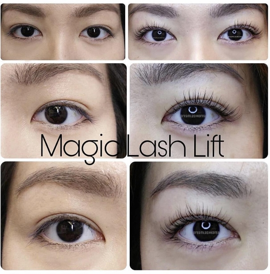 Dreamlash Magic Lash Lift