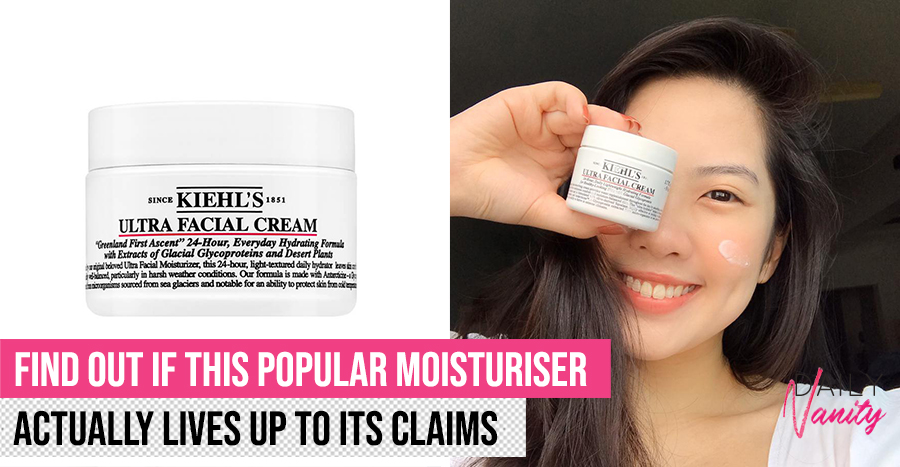 Kiehl's Ultra Facial Cream review: our readers' verdict on this popular moisturiser