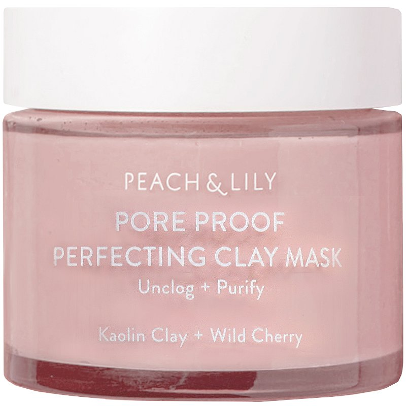 Masks With Long Waiting Lists Peach Lily Pore Proof Perfecting Clay Mask