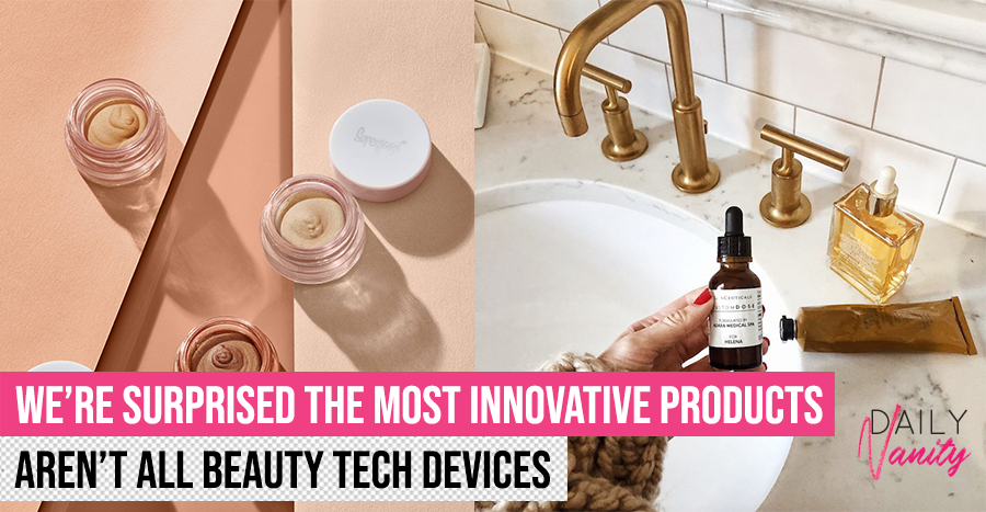 These 5 beauty products have been named the top innovations of 2019