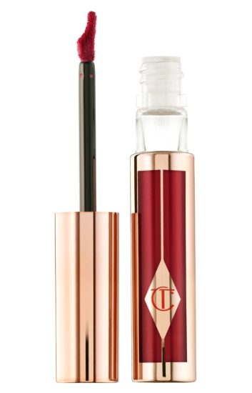 Red Lipstick Charlotte Tilbury Hollywood Lips Liquid Lipstick In Screen Siren