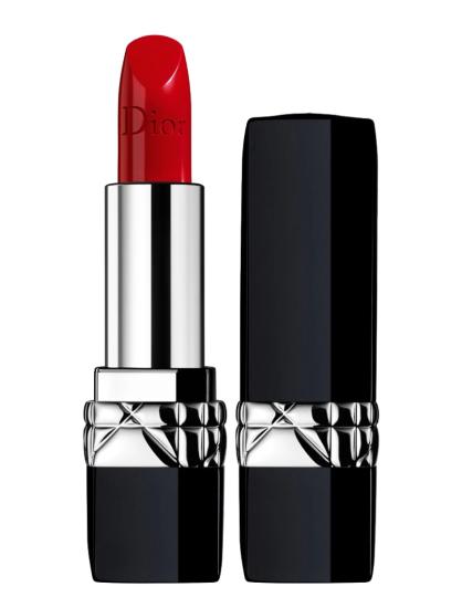 Red Lipstick Dior 999