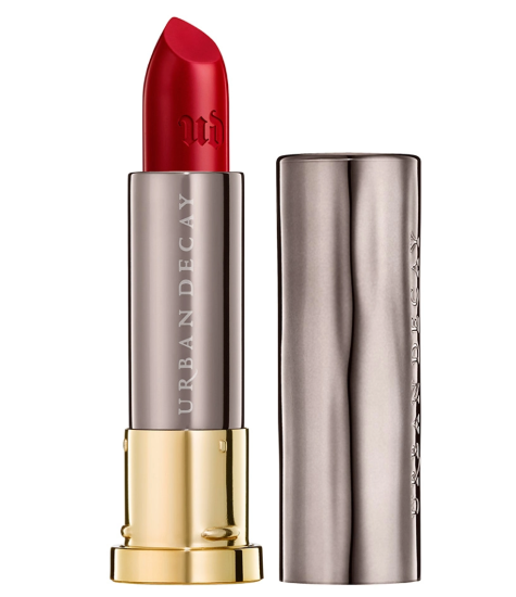 Red Lipstick Urban Decay Vice Lipstick F Bomb