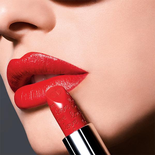 Rouge Dior Vday Lipstick
