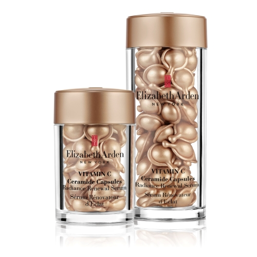 Brightening Products Elizabeth Arden Vitamin C Ceramide Capsules Radiance Renewal Serum