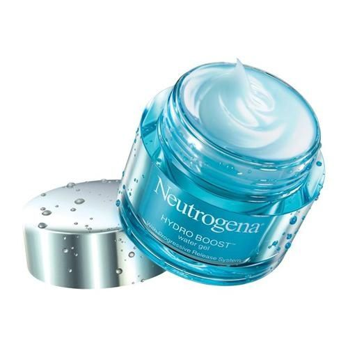 Korean Skincare Routine For Sensitive Skin Neutrogena Hydro Boost Water Gel