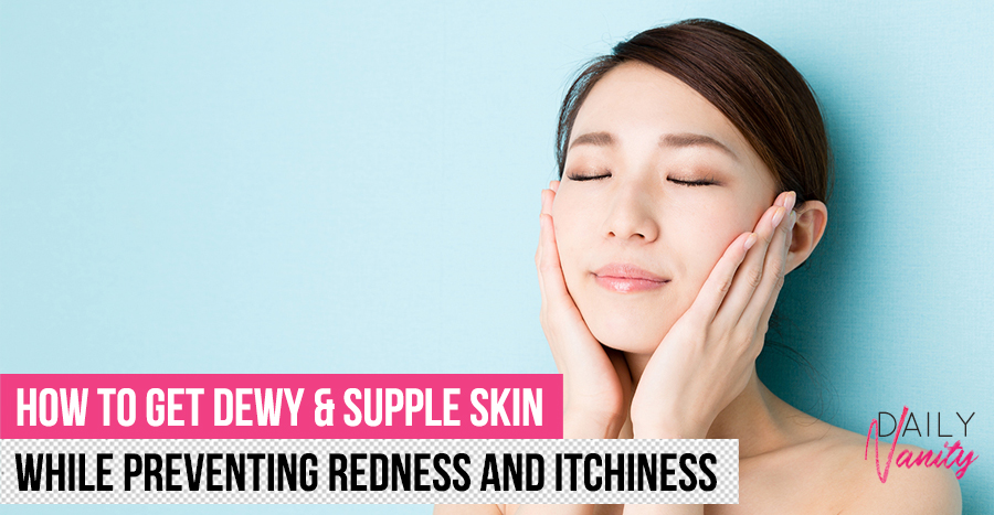 Goodbye redness, hello dewy skin! Here's how to build a Korean skincare routine for sensitive skin