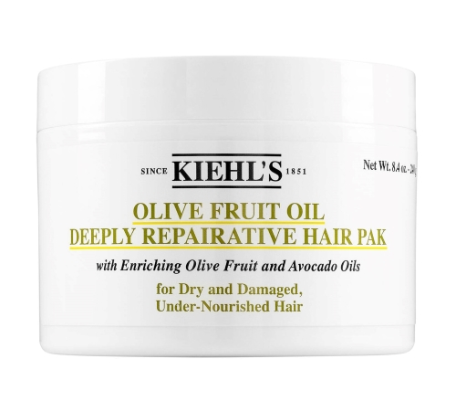 Best Hair Mask Singapore Olive Fruit Oil Deeply Repairative Hair Pak