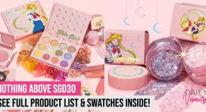 Sailor Moon X Colourpop Featured Image