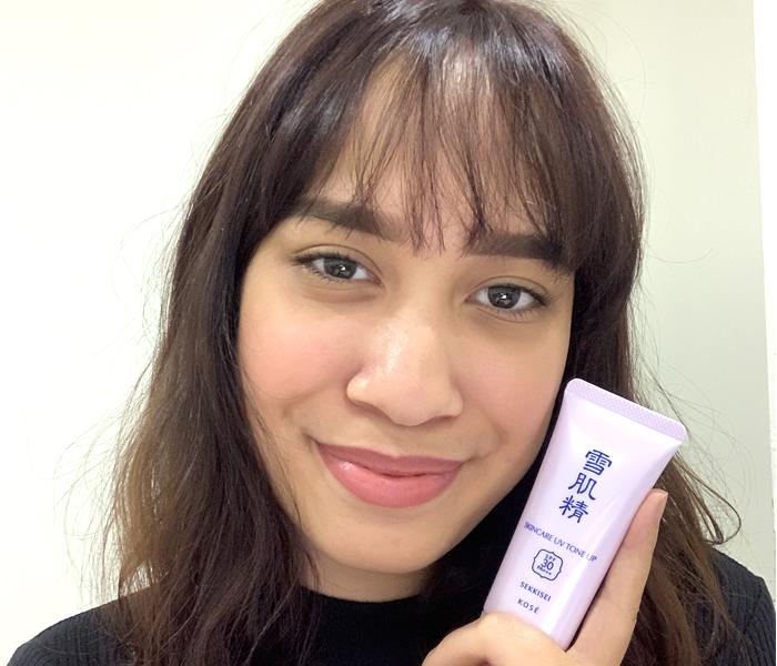 Sekkisei Skincare Tone Up Colour And Texture