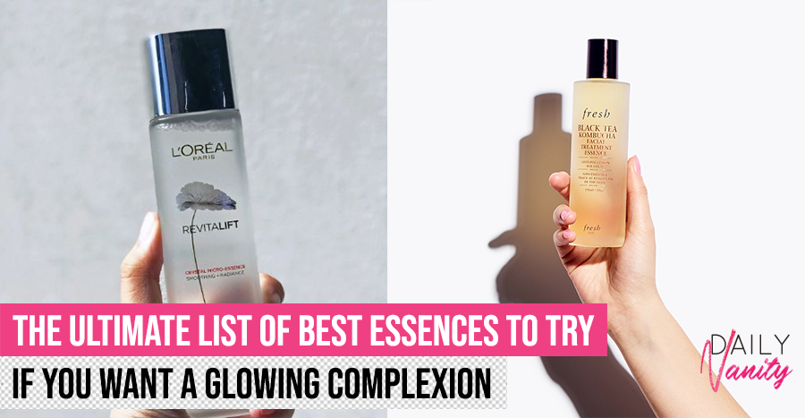 20 best essences with great reviews to help you achieve your skin goals