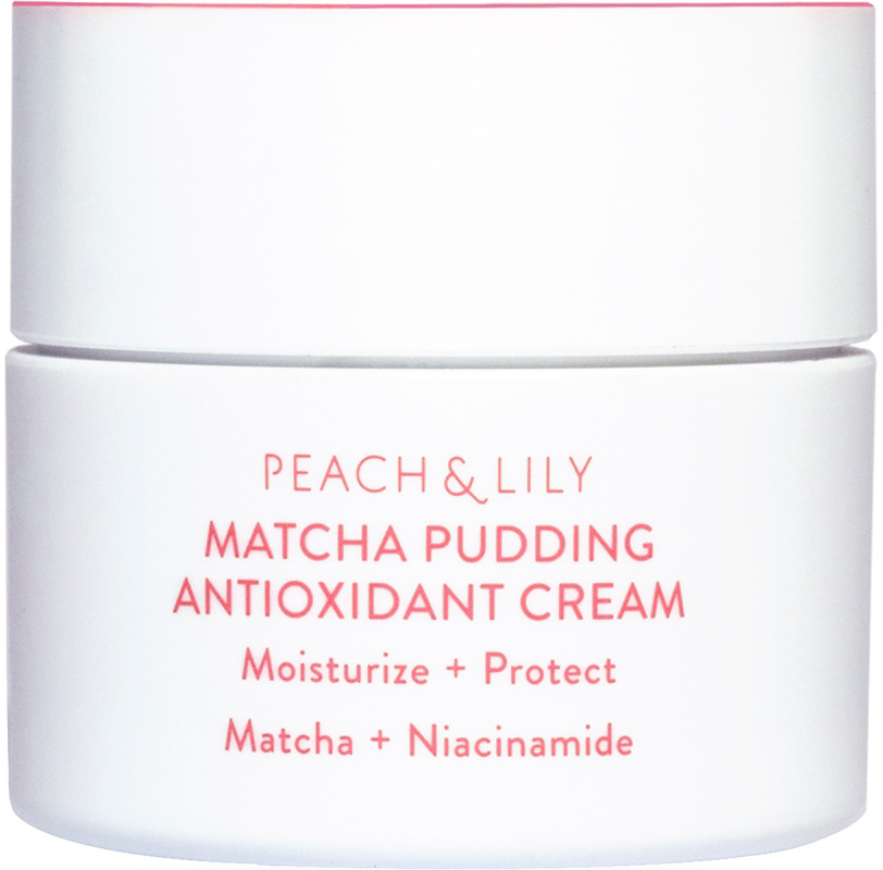 Best Face Moisturiser For Dry Sensitive Skin Peach Lily Matcha Pudding Antioxidant Cream