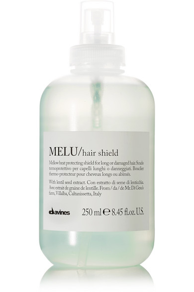 Best Heat Protectants For Hair Davines Melu Hair Shield