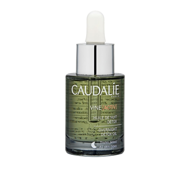 Best Oils For Face Wrinkles Caudalie Vineactiv Overnight Detox Night Oil1