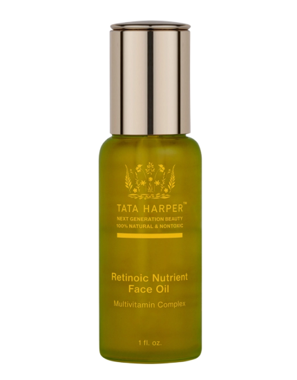 Best Oils For Face Wrinkles Tata Harper Retinoic Nutrient Face Oil