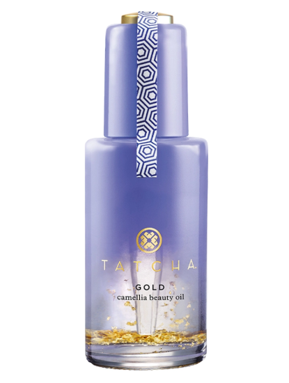 Best Oils For Face Wrinkles Tatcha Gold Camellia Beauty Oil