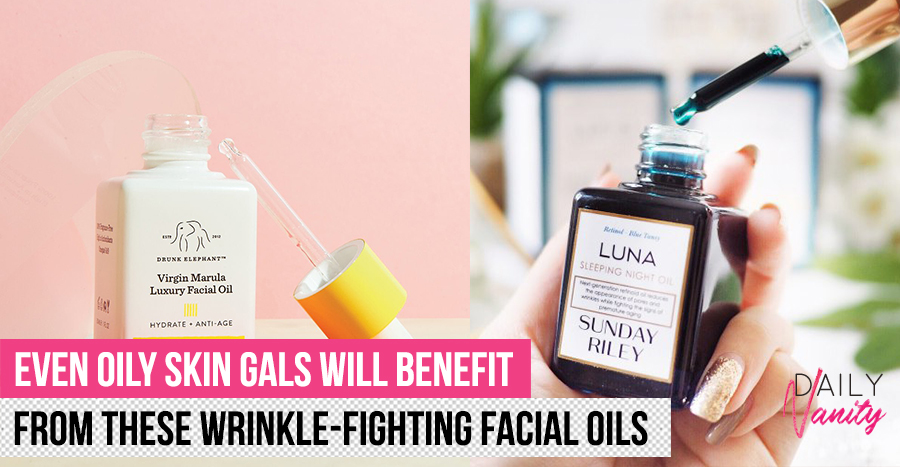 Best Oils For Face Wrinkles Featured Image